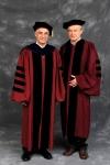 Robert Zimmer, Presidente de la Universidad de Chicago y Jean Meyer, Profesor Investigador del CIDE