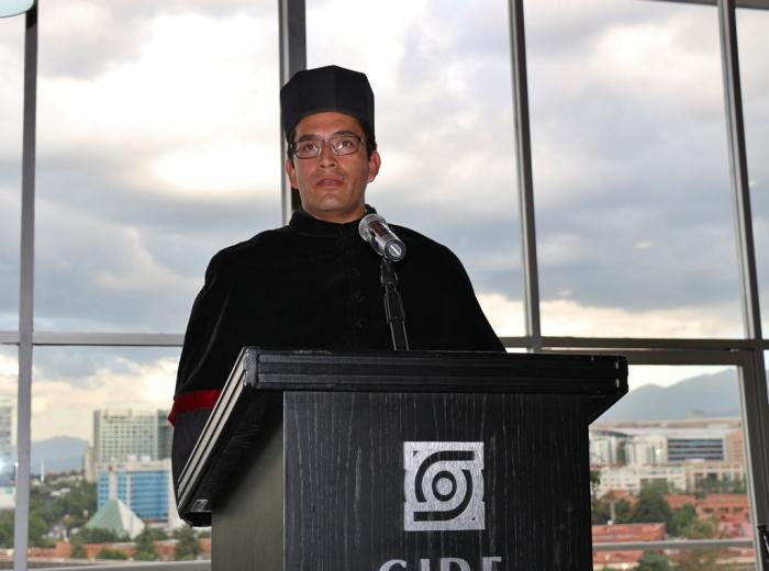 Dr. Guillermo Cejudo | Secretario Académico del CIDE