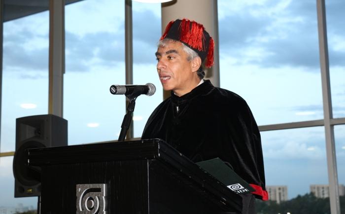 Dr. Sergio López Ayllón - Director del CIDE